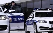 Bakıda qayda pozan yol polisi cəzalandırıldı