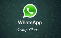"""""""WhatsApp"""" qrup söhbətlərində yenilik"""