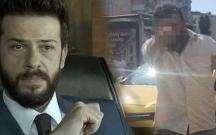 """Taksi sürücüsü """"Çukur""""un aktyoruna hücum etdi"""