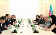 Səhiyyə sahəsində Azərbaycan-İran əməkdaşlığı müzakirə edilib