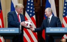 Rusiya prezidentindən Trampa topla cavab