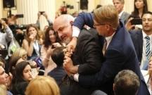Tramp-Putin konfransında gərginlik