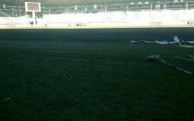 Lənkəran stadionunun qazonu sıradan çıxdı