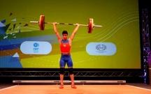 Ağır atletimiz Avropa birinciliyində qızıl medal qazandı