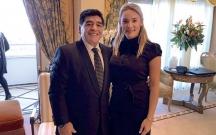 Maradona evlənir