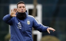 Argentina millisi ona tapşırıldı