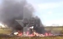 Rusiyada 18 nəfərin öldüyü qəzanın