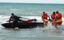Mingəçevir su anbarında 1 nəfər boğuldu
