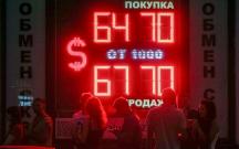 Rusiyada dollar 67 rublu keçdi