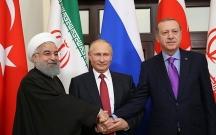 Ərdoğan, Putin, Ruhani sentyabrda bir araya gələcəklər