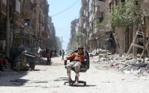 ABŞ Suriyaya 230 milyonluq yardımı dayandırdı