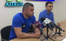 """Qurban Qurbanov """"Şerif""""lə oyundan danışdı"""