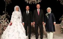 Ərdoğanla Yıldırım nikah şahidi oldular