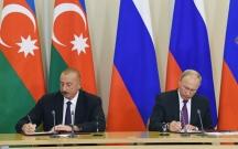Azərbaycanla Rusiya arasında sənədlər imzalanıb