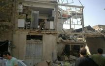 Tehranda yaşayış evində partlayış