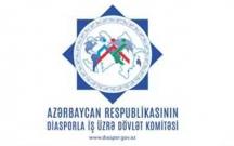 Diasporla İş üzrə Dövlət Komitəsindən yeni infoqrafik