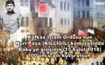 Türkiyə Silahlı Qüvvələrindən Azərbaycana özəl təbrik