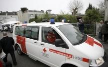 Avstriyada qatar avtobusla toqquşub