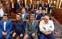 """""""İki gün əvvəl sinaqoqda çəkilib"""""""
