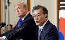 Tramp Cənubi Koreya prezidenti ilə görüşəcək