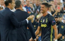 Ronaldo meydandan qovulduğu üçün ağladı