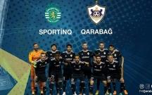 """""""Qarabağ"""" """"Sportinq""""ə qarşı"""