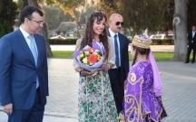 Leyla Əliyeva Beynəlxalq Sülh Günü tədbirində