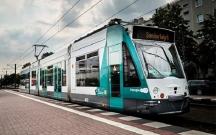 Dünyada ilk sürücüsüz tramvay nümayiş olundu