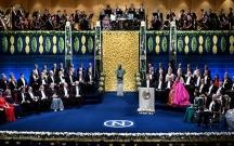 Nobel mükafatları sahiblərinə verildi