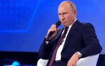Putin Yeltsini parodiya etdi