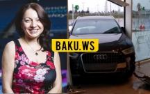 """""""Bravo""""ya maşınla girən sürücü tanınmış şəxsdir"""