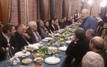 Rüstəm İbrahimbəyov Bakıya gəlib