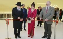 Leyla Əliyeva sərgi açılışına qatıldı