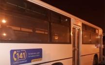 Bakıda avtobuslar cərimə meydançasına aparılır