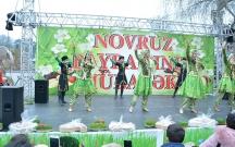 Xətaidə Novruz şənlikləri davam edir
