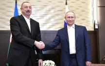 Kreml Əliyevlə Putinin görüş yerini və vaxtını açıqladı