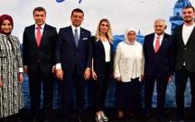 İmamoğlu-Yıldırım görüşü ailə fotosu ilə bitdi