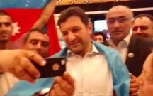 Fuad Abbasov Bakıya gəldi