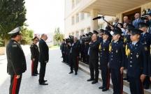 """""""Bu gün Azərbaycan Ordusu dünya miqyasında güclü ordular sırasındadır"""""""