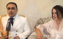 Aprel döyüşlərinin iştirakçısı evləndi
