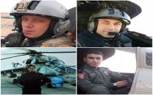Son uçuşları cənnət olan pilotlarımız...