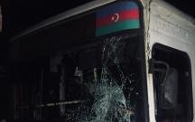 Bakıda sərnişin avtobusu piyadaları vurdu