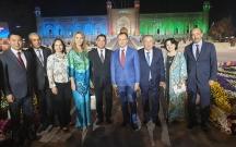 Özbəkistanda Xalq Tətbiqi İncəsənət Festivalının açılışı olub