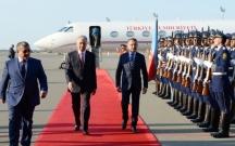 Türkiyənin Vitse-prezidenti Bakıda rəsmi səfərdədir