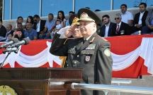 General-leytenant Etibar Mirzəyev məzun buraxılışında