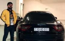 """Bakıda """"Maserati"""" ilə 25 yaşlı qızı vurub öldürdü"""