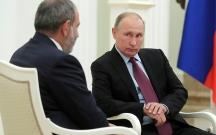 Putin Paşinyanla görüşdən imtina edib?