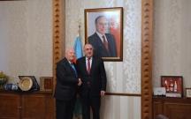 Məmmədyarov Migel Anxel Moratinosla görüşdü