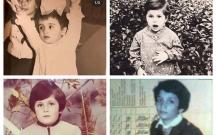 Azərbaycanlı məşhurların uşaqlıq illəri