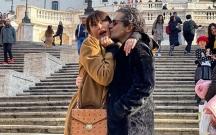 """""""Sizin üçün olsun"""" deyib Romadan foto paylaşdı"""